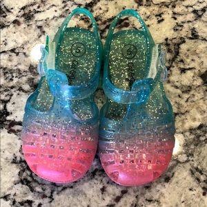 Like new Toddler girl sandals